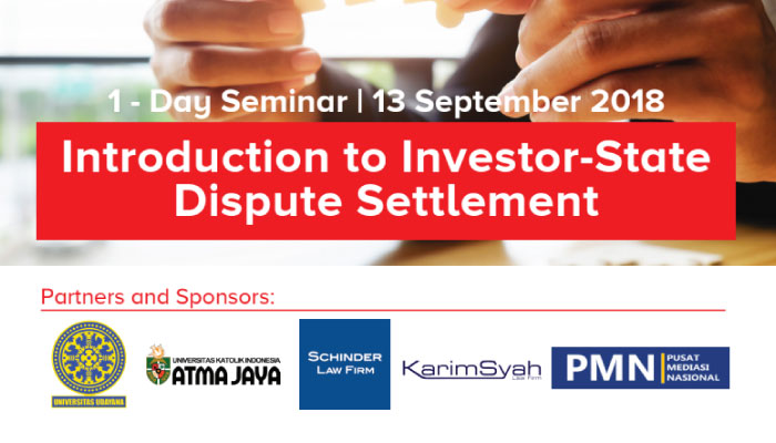 Introduction to Investor-State Dispute Settlement (ISDS)